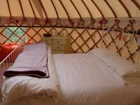 Yurt Sunset