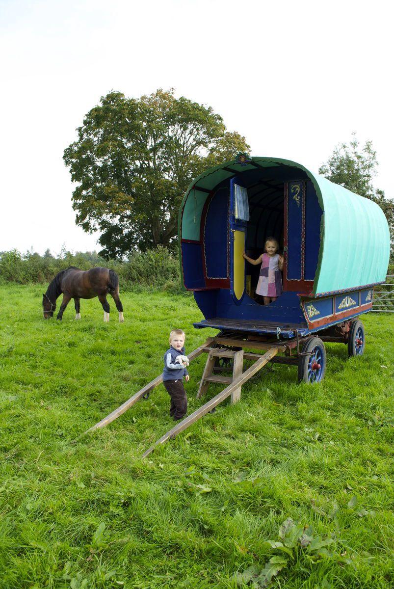 Gypsy Caravan Glamping