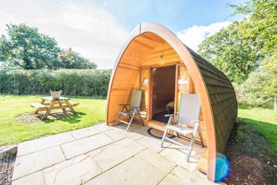 Glamping in Shropshire – The best glamping locations in Shropshire