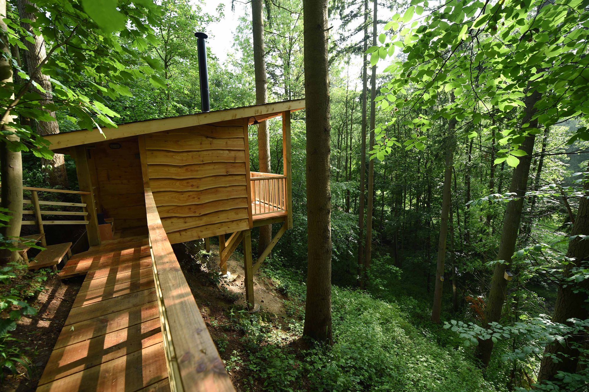 Editor's Pick – Our favourite glamping accommodation this month