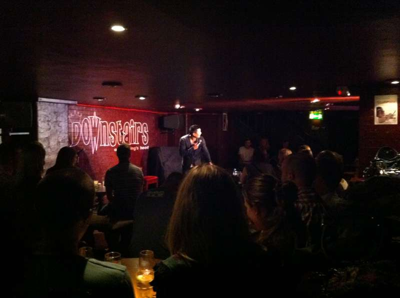The best UK comedy clubs