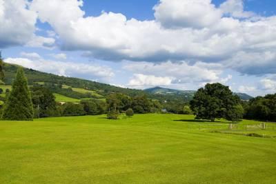 Country Estate Camping at Glanusk The Glanusk Estate, Crickhowell, Powys  NP8 1LP