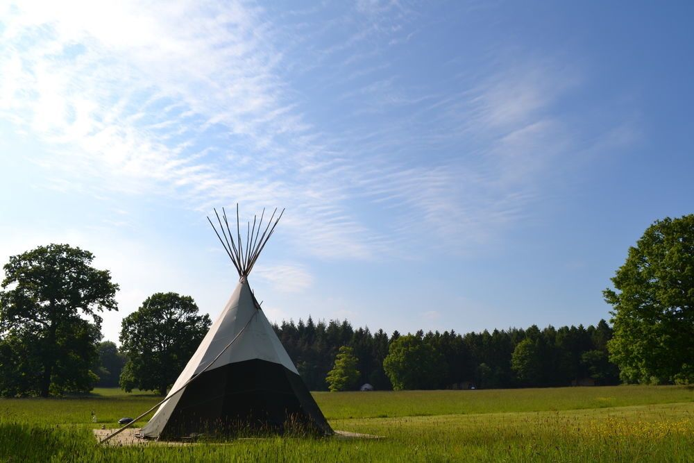 Glamping in North Yorkshire