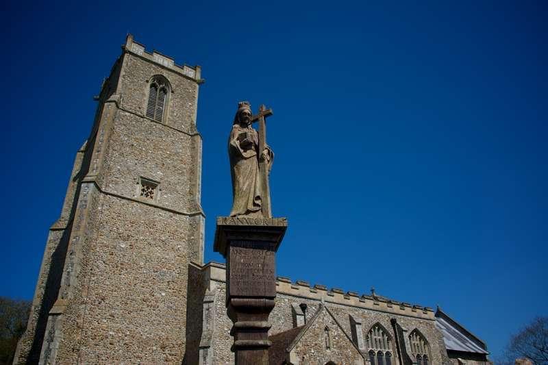 St Helen's, Ranworth