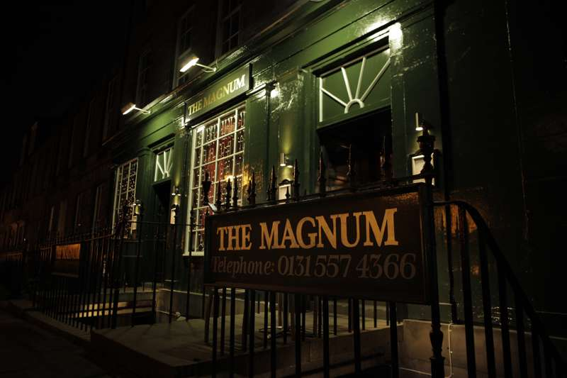 The Magnum Bar and Restaurant