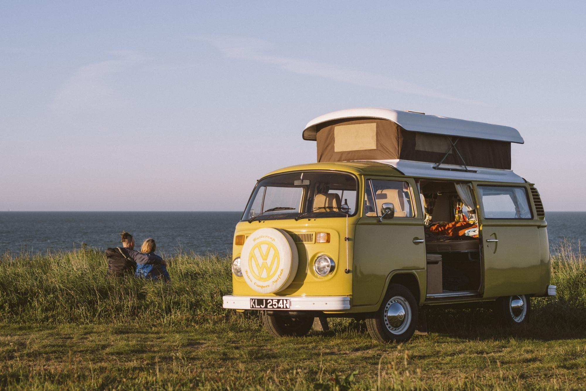 Vintage Campervan Hire | Retro Campers & Classic Campervans