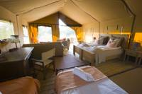 Mount Kenya, Penthouse Safari Tent