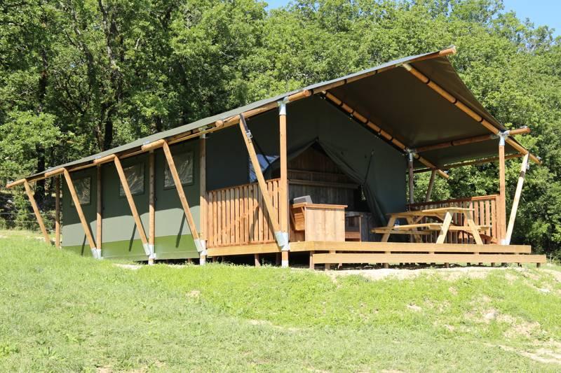 Safari Tent - Pèlerin