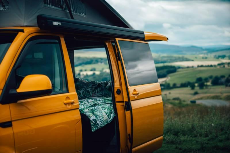 Campervan Hire in Huddersfield | Motorhome Rental in Huddersfield, Yorkshire