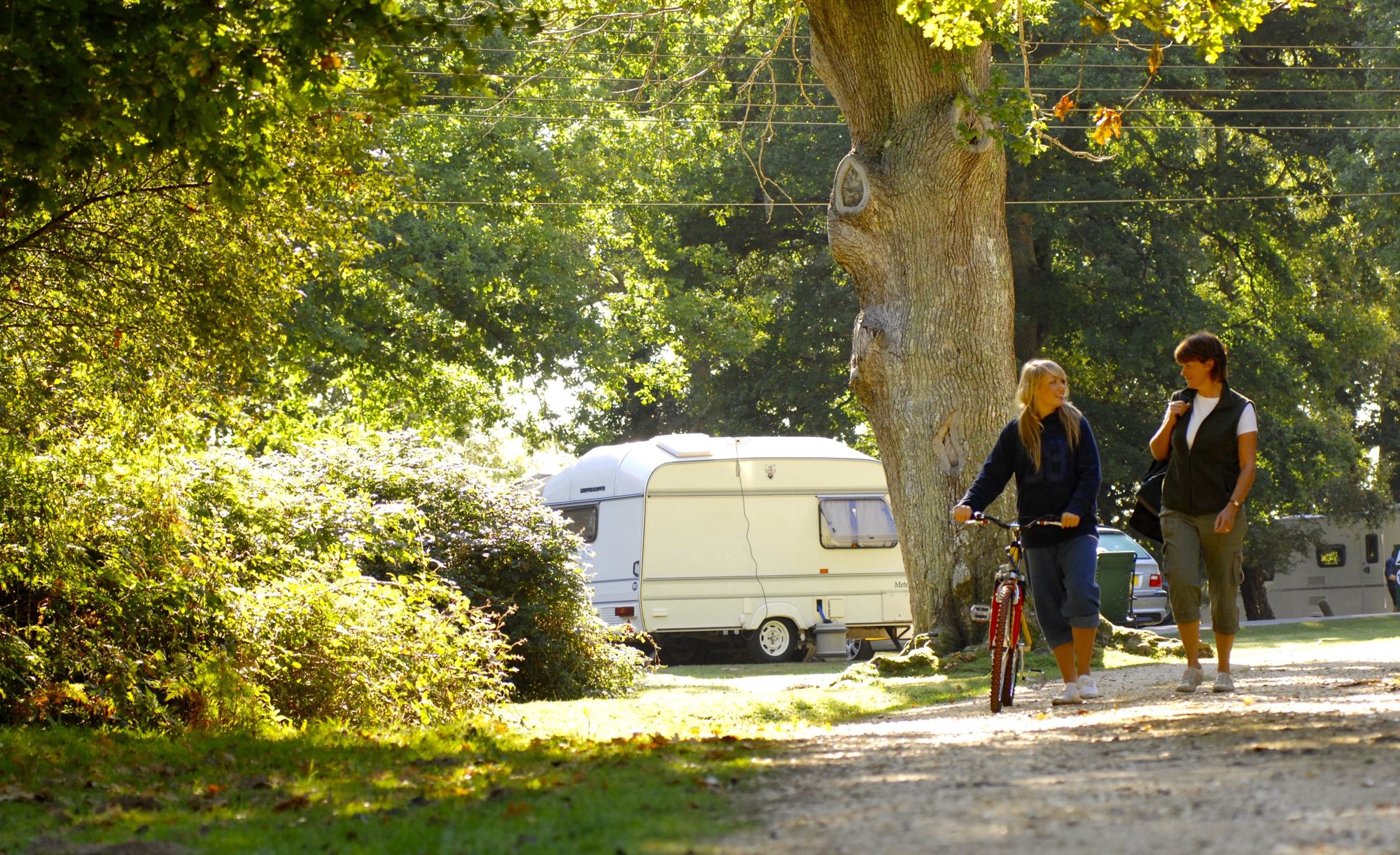 Caravan holidays in the UK – Independent campsites that accept caravans