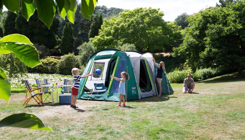 WIN a Coleman family tent worth £500