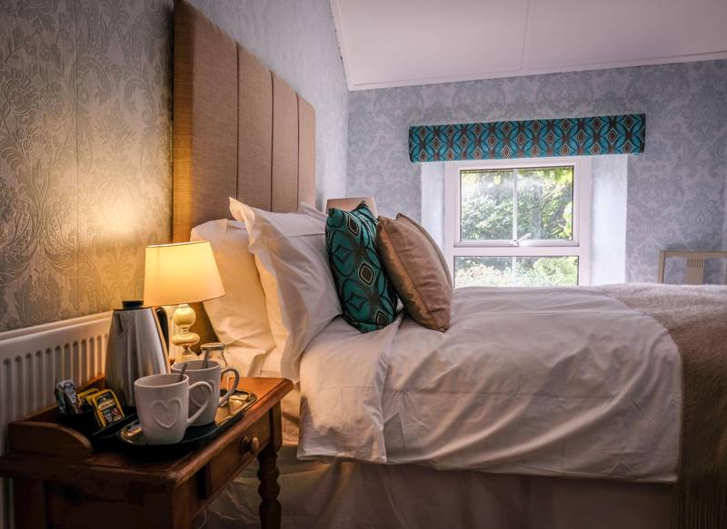 Ten Great Hotels & B&Bs in Wales