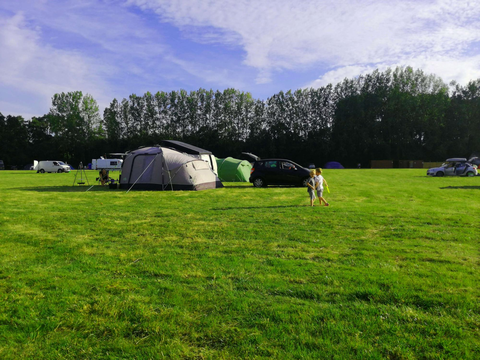 Campsites in Ferndown – Cool Camping