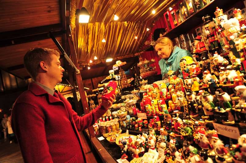 Christmas Markets in the UK to visit this festive season