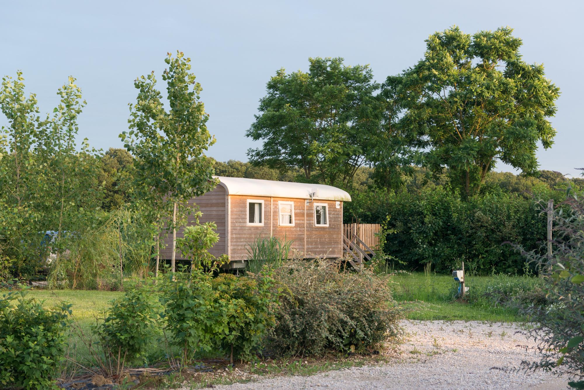 Glamping in France - family-friendly luxury