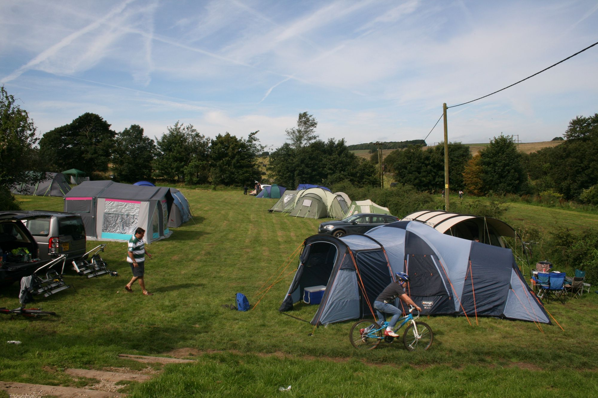 Campsites in Hartington – Cool Camping