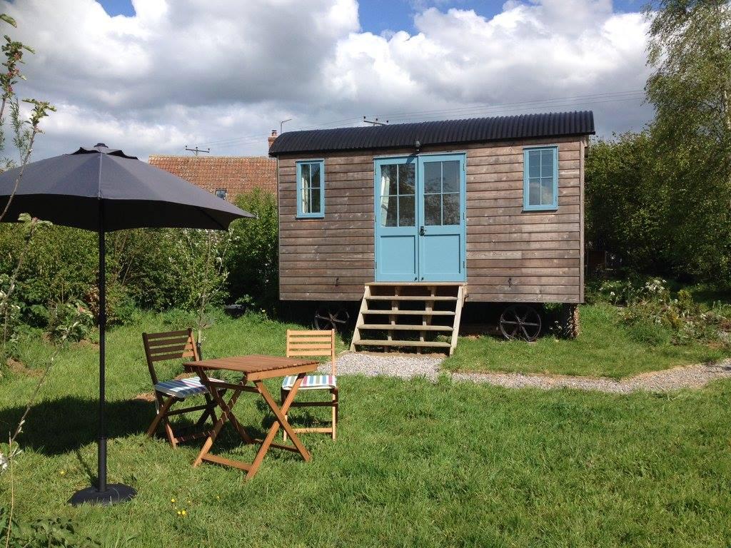Stocklinch Shepherd's Hut