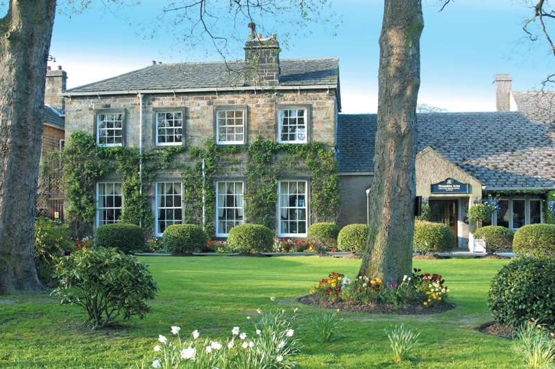 Devonshire Arms Bolton Abbey Skipton North Yorkshire BD23 6AJ