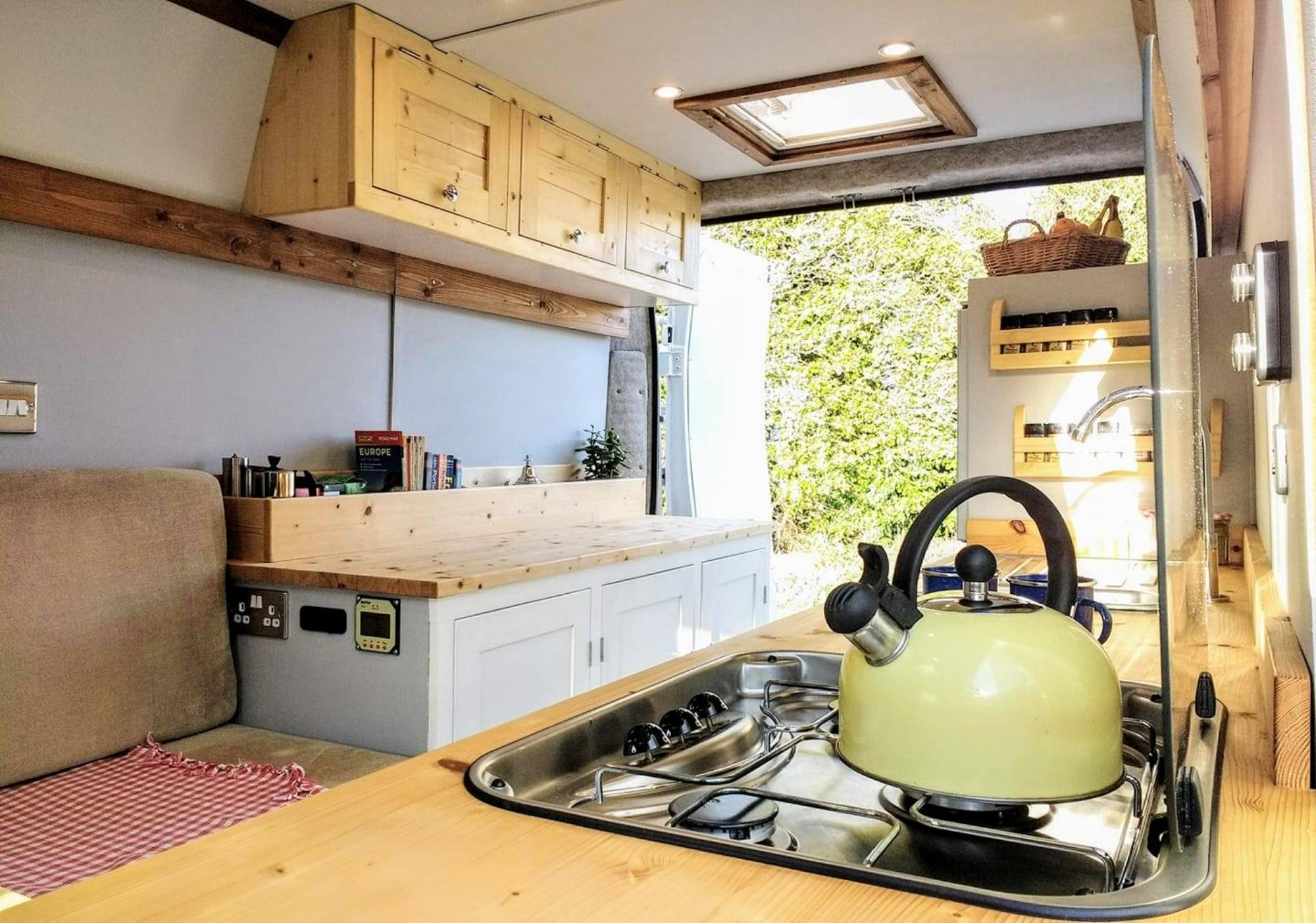 Campervan Hire in Glamorgan | Motorhome Rental in Glamorgan