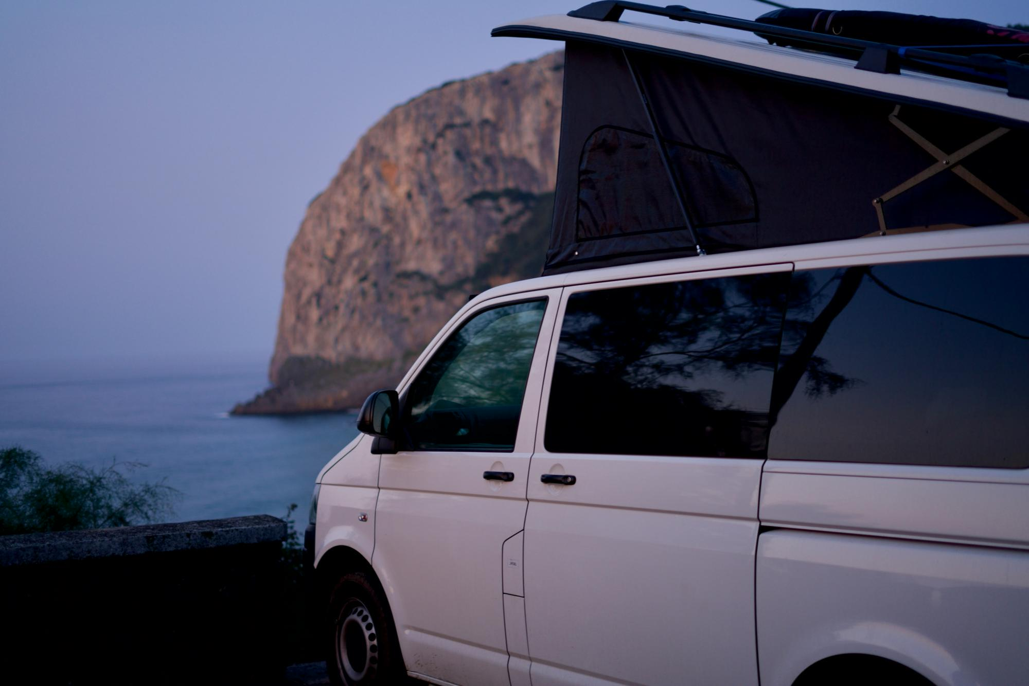 Campervan Hire in Somerset | Motorhome Rental in Somerset