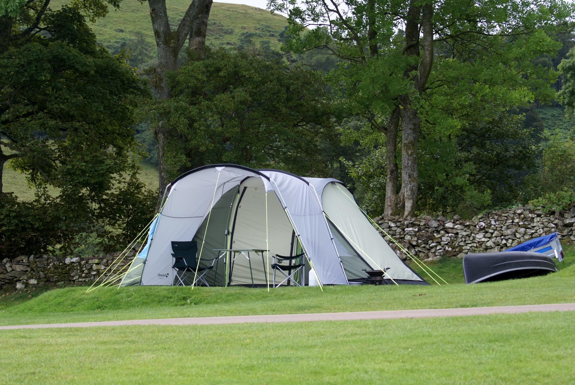 Pooley Bridge Camping – Campsites near Pooley Bridge, Lake District