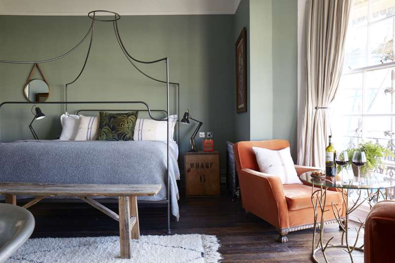 Best UK Hotels  - boutique hotels, pubs with rooms, spas, country houses and more - Cool Places to Stay in the UK