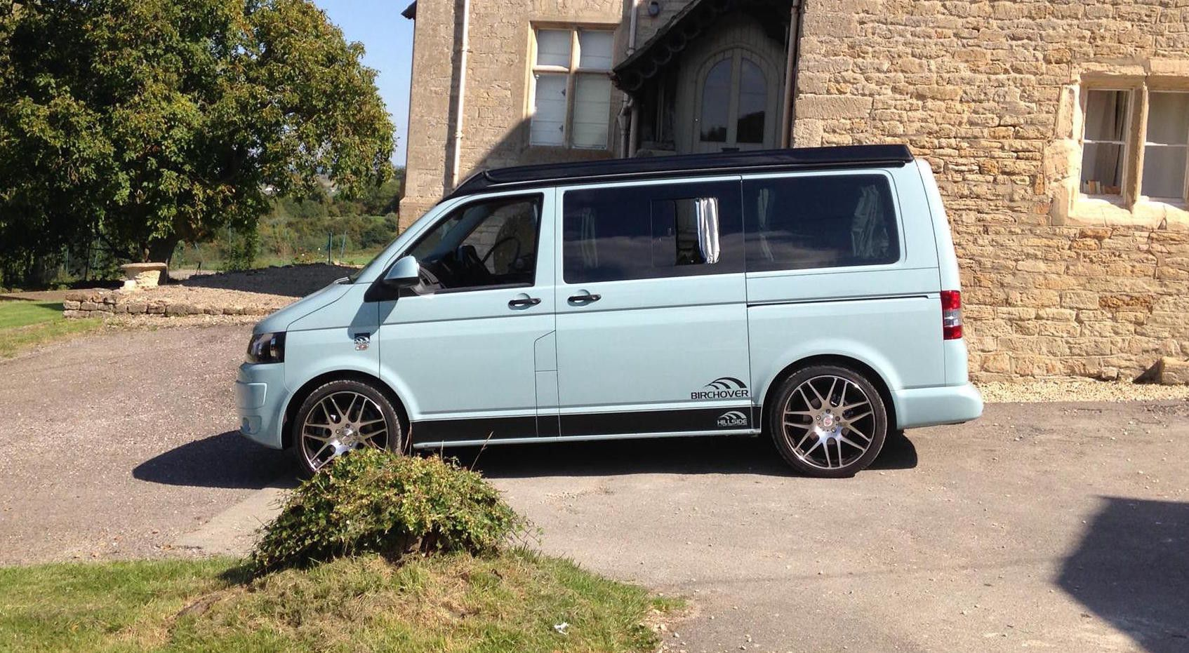Tft Vw Campervan Hire England