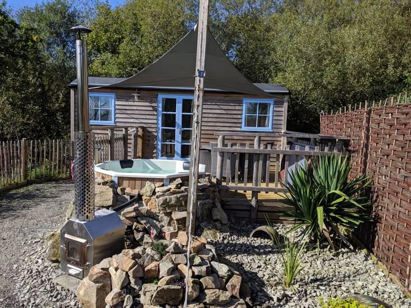 Thistledown Glamping & Cottages Thistledown, Panteg cross, Llandysul, Ceredigion SA44 4SS