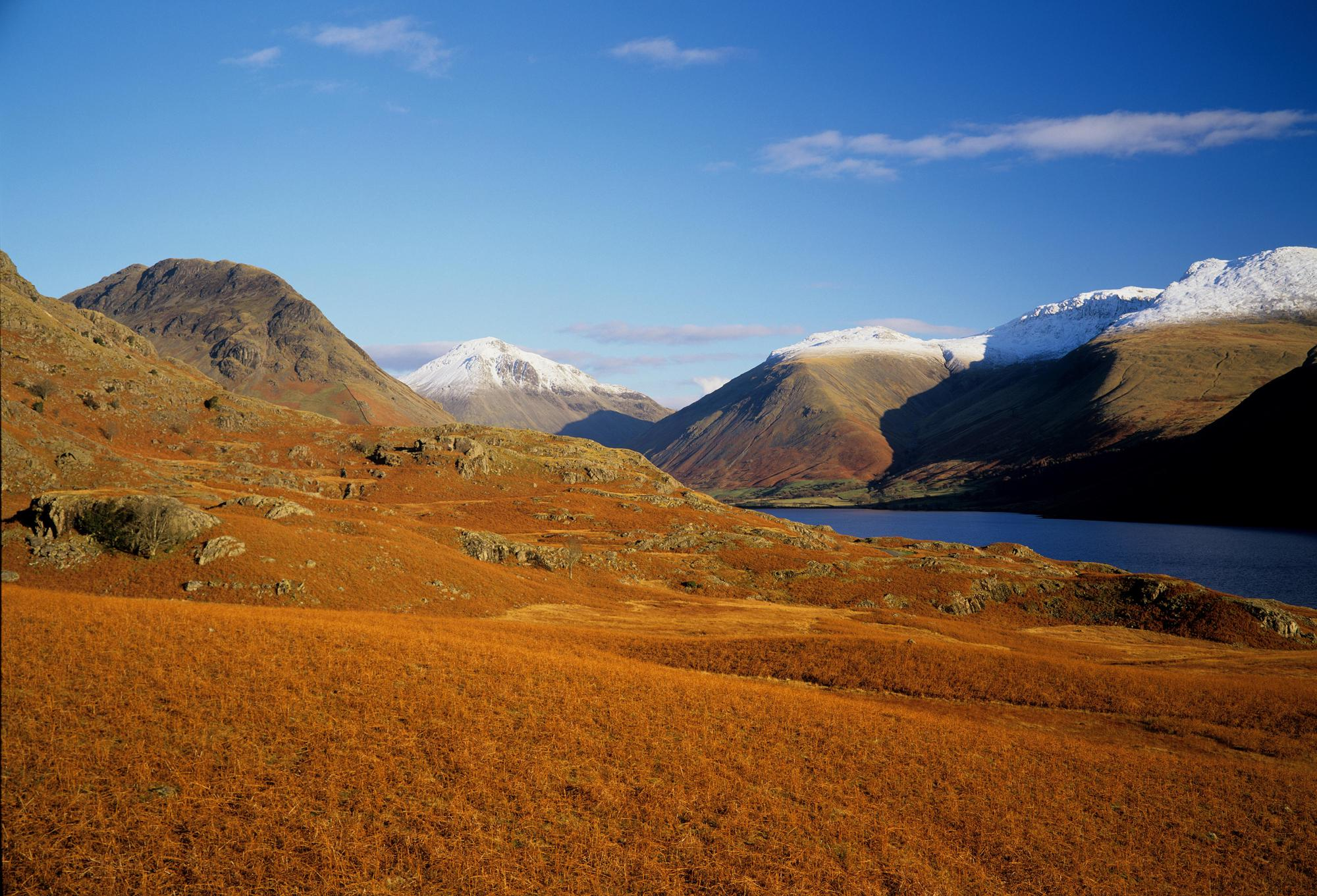 Scafell Pike Camping – Campsites near Scafell Pike, Lake District