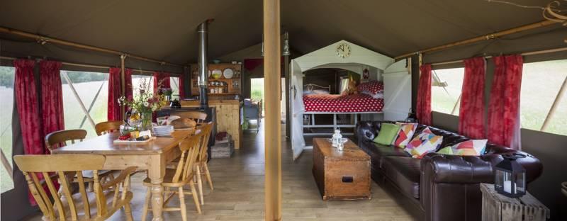 Lapwing Safari Tent