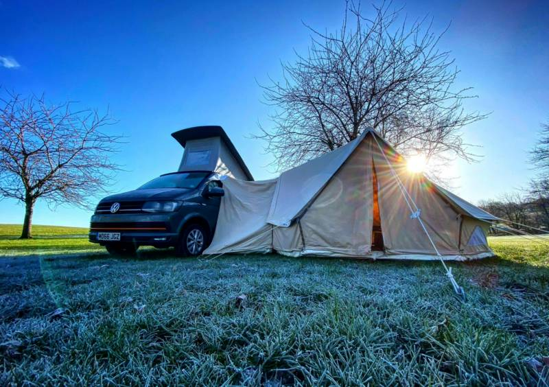 When is the best time of year to hire a campervan?