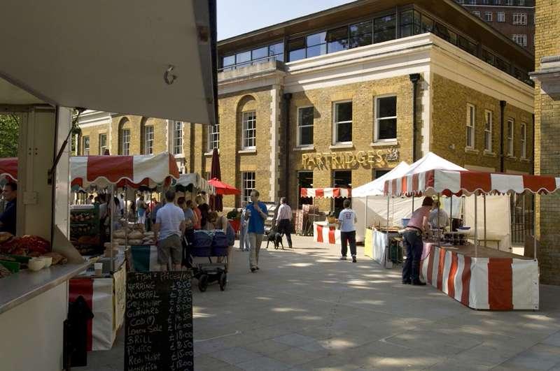 Partridge's Food Market