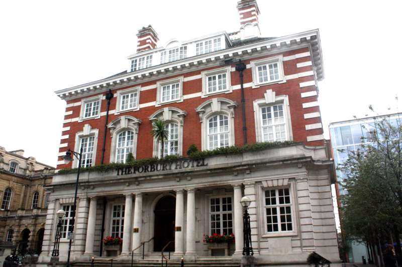 The Forbury Hotel 26 The Forbury Reading Berkshire RG1 3EJ