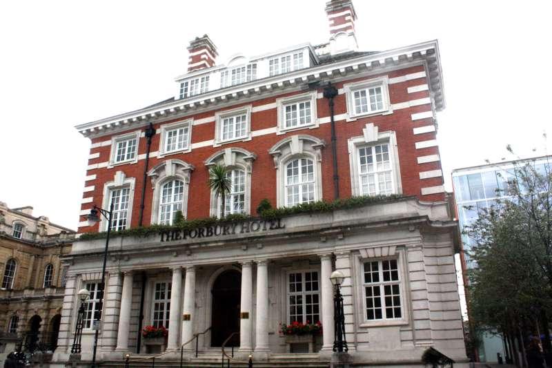 The Roseate Hotel 26 The Forbury Reading Berkshire RG1 3EJ
