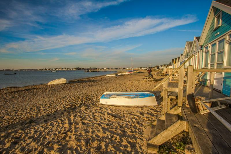 The New Forest isn't famous for its coastline. But there's a host of great beaches on the doorstep that are worth checking out.