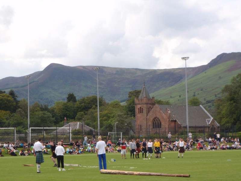 Brodick Highland Games