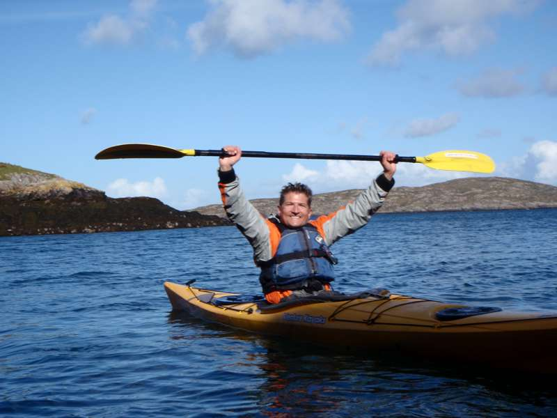 Barra Sea Kayaking