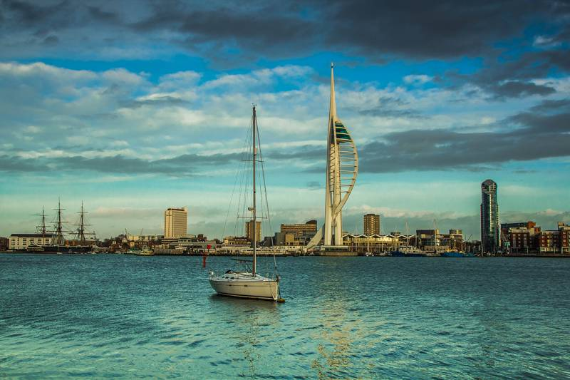 Portsmouth Camping | Best campsites in Portsmouth, Hampshire