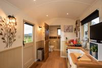 Hillside View Shepherds Hut