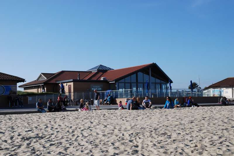 Sandbanks Beach Cafe