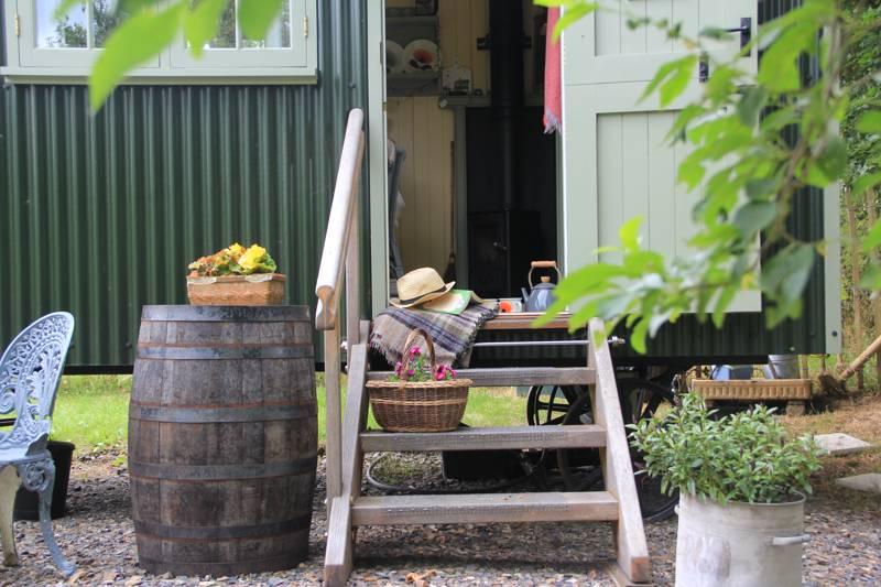 Farmer Oak's Hut