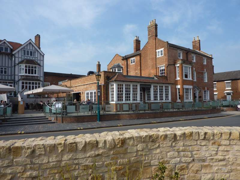 The Arden Hotel 44 Waterside Stratford-Upon-Avon Warwickshire CV37 6BA
