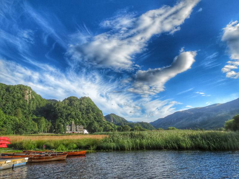 Lodore Falls Hotel & Spa Borrowdale Valley, Keswick, Cumbria CA12 5UX
