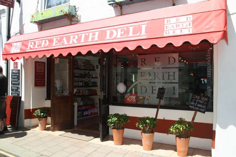 Red Earth Deli