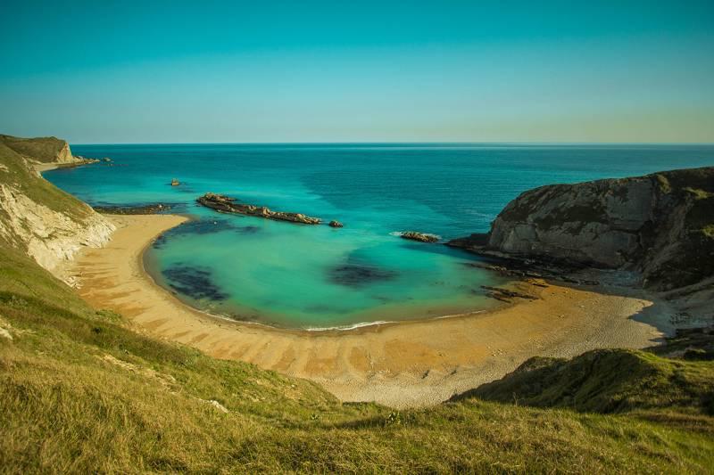 Lulworth Camping –Campsites near Luworth Cove, Dorset