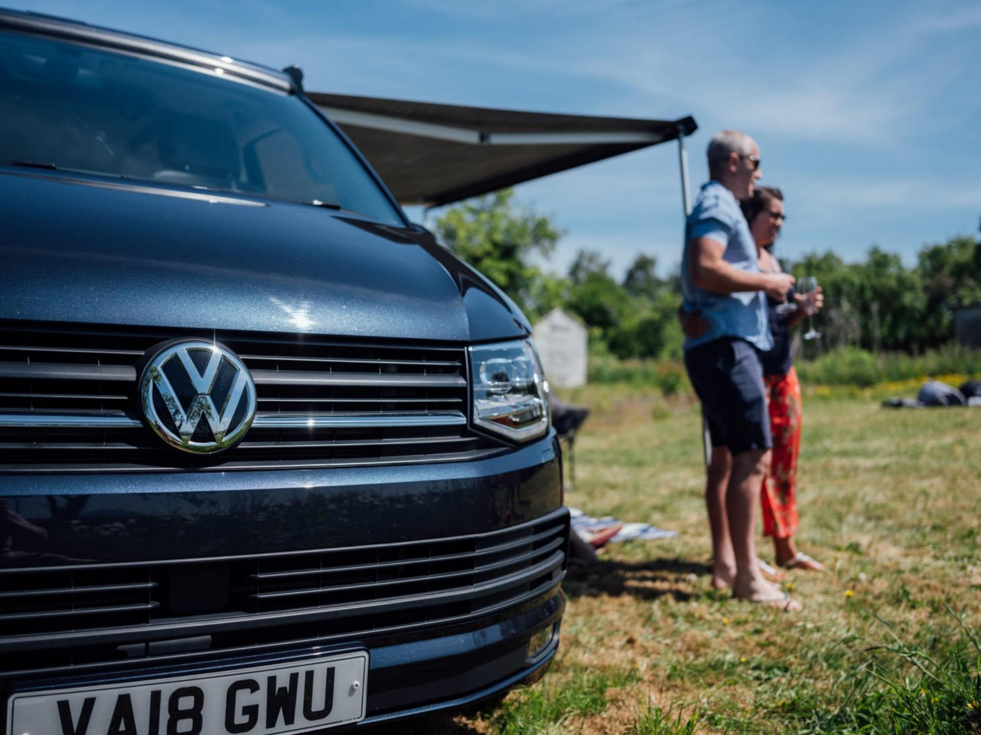 Campervan Hire in Worcester | Motorhome Rental in Worcester