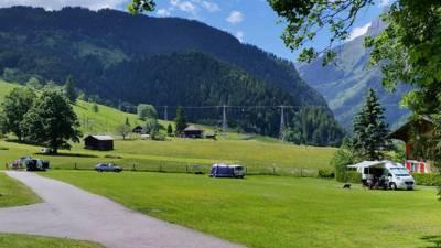 Camping Eigernordwand Camping Eigernordwand, 3818 Grindelwald, Switzerland