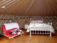 Harvest Moon Yurt