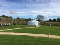 Foxglove Yurt