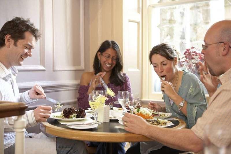 Britain's Best Veggie Restaurants